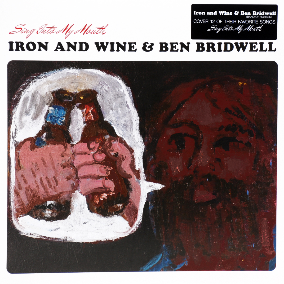 Iron And Wine & Ben Bridwell Iron And Wine & Ben Bridwell. Sing Into My Mouth (LP) thiosemicarbazone iron chelator