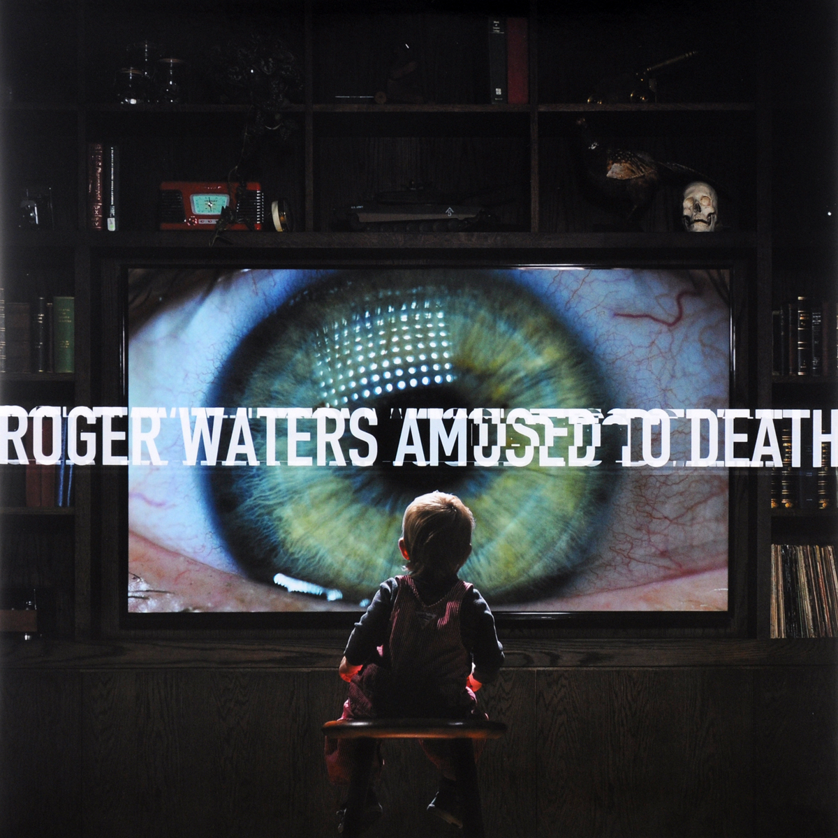 Роджер Уотерс Roger Waters. Amused To Death (2 LP) roger taylor roger taylor fun on earth picture 2 lp