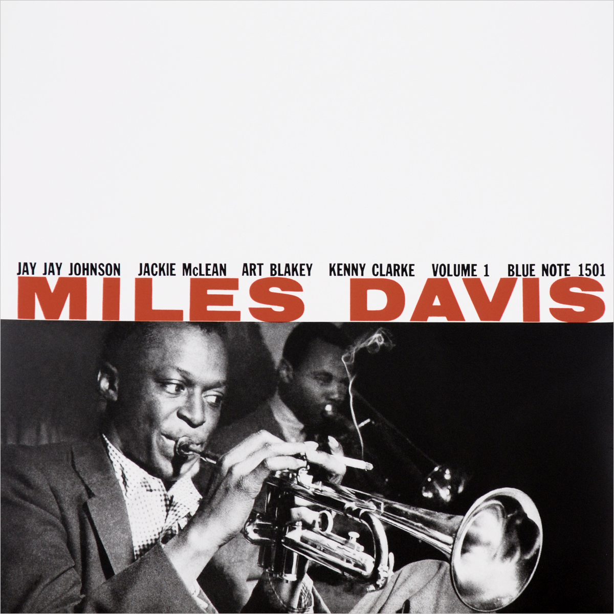 Майлз Дэвис Miles Davis. Volume 1 (LP) miles davis miles davis miles ahead original motion picture soundtrack 2 lp