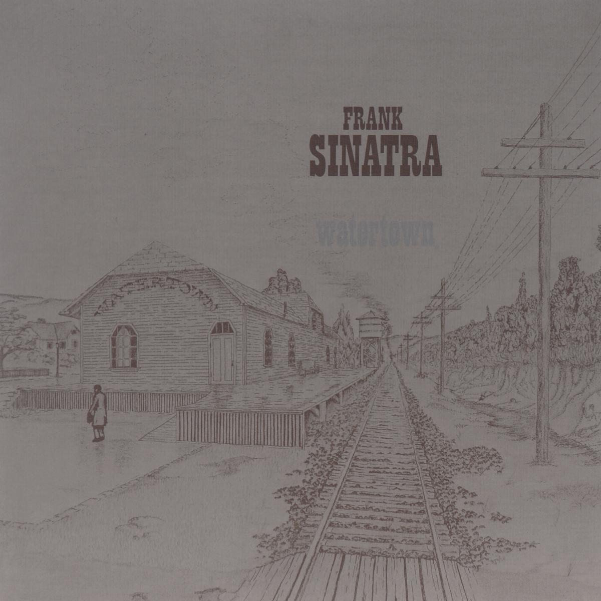 Фрэнк Синатра Frank Sinatra. Watertown (LP)