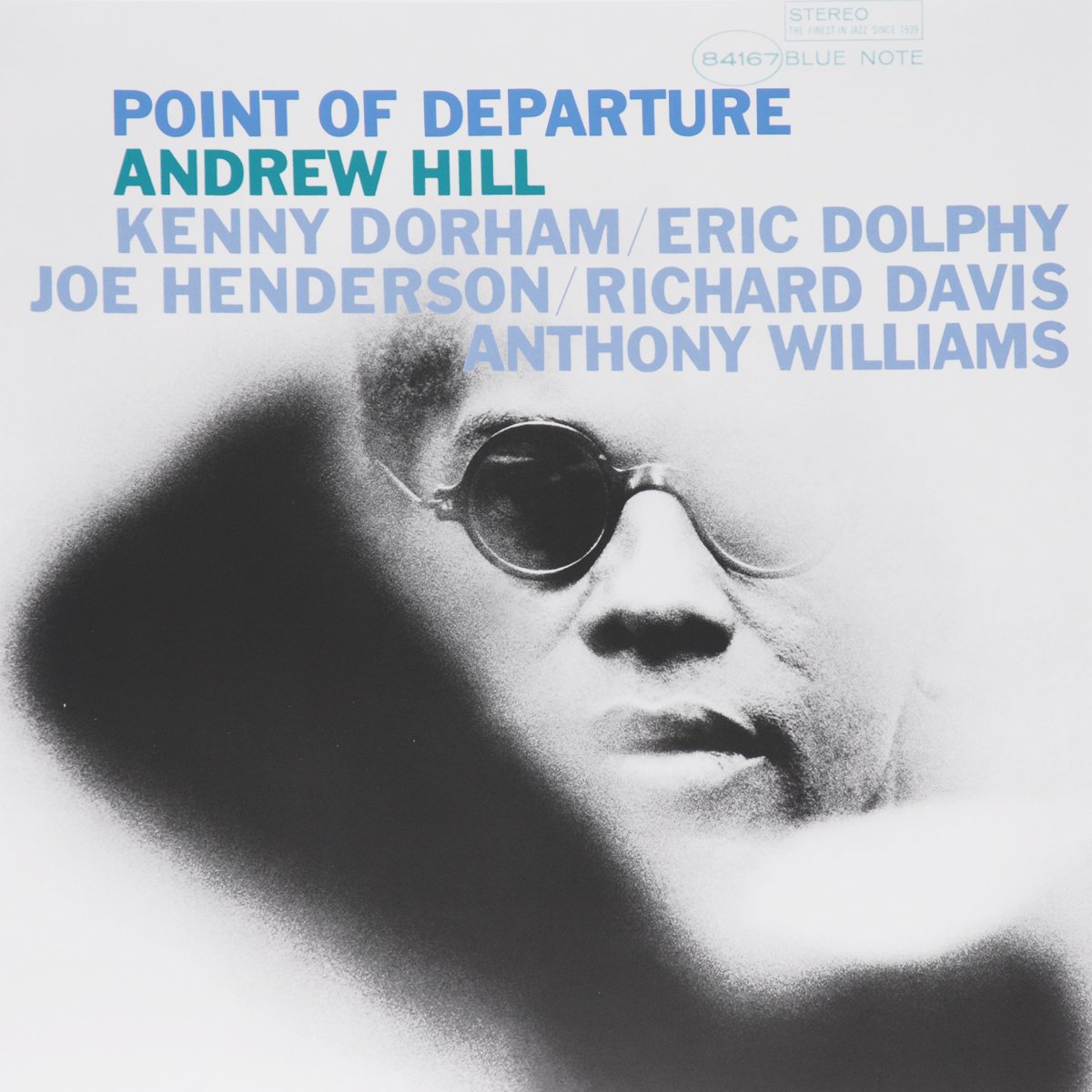 Эндрю Хилл Andrew Hill. Point Of Departure (LP) puck of pook s hill