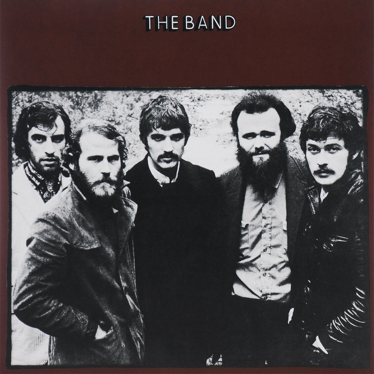 The Band The Band. The Band (LP) band sony