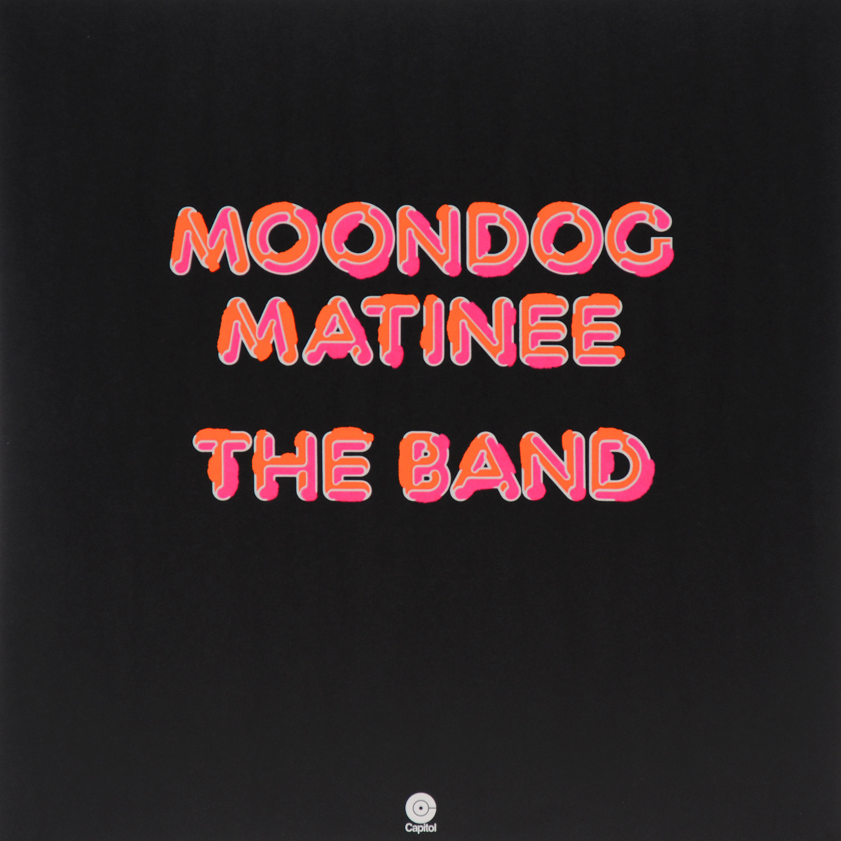 The Band The Band. Moondog Matinee (LP) the heir