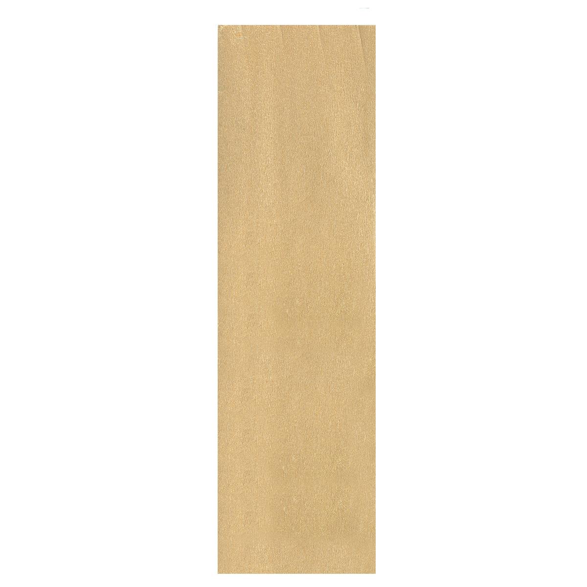 Бумага крепированная Проф-Пресс, металлизированная, цвет: золотистый, 50 х 250 смK100Крепированная металлизированная бумага Проф-Пресс - отличный вариант для воплощения творческих идей не только детей, но и взрослых. Она отлично подойдет для упаковки хрупких изделий, при оформлении букетов, создании сложных цветовых композиций, для декорирования и других оформительских работ. Бумага обладает повышенной прочностью и жесткостью, хорошо растягивается, имеет жатую поверхность.Кроме того, металлизированная бумага Проф-Пресс поможет увлечь ребенка, развивая интерес к художественному творчеству, эстетический вкус и восприятие, увеличивая желание делать подарки своими руками, воспитывая самостоятельность и аккуратность в работе. Такая бумага поможет вашему ребенку раскрыть свои таланты.