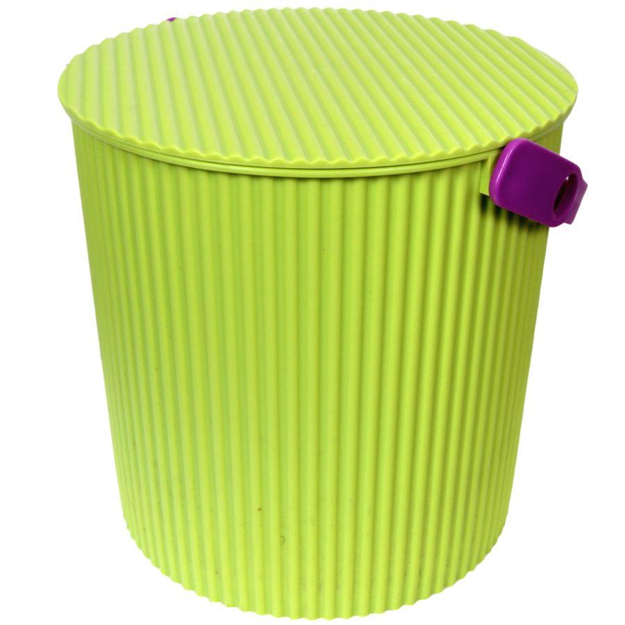 Ведро-стульчик зеленое 20л GRANDECLP446УВАЖАЕМЫЕ КЛИЕНТЫ!Обращаем ваше внимание на то, что цвет ручки может меняться в зависимости от прихода товара на склад.