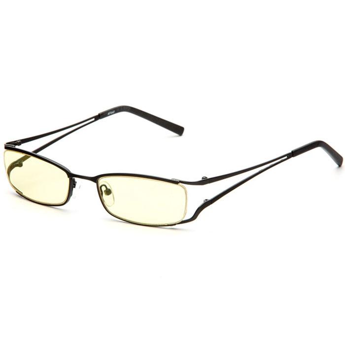 SP Glasses AF041 Luxury, Black компьютерные очкиBM8434-58AEОчки SP Glasses AF041 Luxury разработаны под наблюдением и при консультации академика С. Н. Федорова. Конструкция оправы в сочетании с экологически чистыми, воздействующими на зрение благотворно линзами значительно облегчает работу за монитором. При постоянном ношении оптических очков глаза устают, а ношение SP Glasses AF041 Luxury дает возможность отдохнуть глазам снять напряжение с сосудов глазного яблока.SP Glasses AF041 Luxury выпускаются в необычной современной оправе. Долговечные не поддающиеся мелким царапинам линзы выполнены из желтого пластика. Желтый цвет фильтрует негативное воздействие УФ-лучей и лучей голубого спектра. Таким образом, ваши глаза защищены от преждевременной потери зрения, работоспособность за компьютером увеличена в разы.