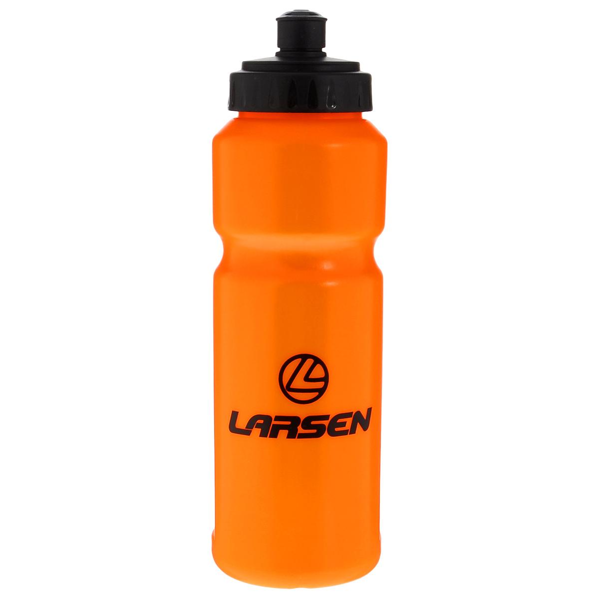 Бутылка для спорта Larsen, цвет: оранжевый, 600 млH23PE-600.02Бутылка для спорта Larsen выполнена из нетоксичного пластика и представляет собой практичное решение для переноса воды или энергетических напитков во время длительных пробежек. Бутылка оснащена герметичным клапаном, не дающим воде пролиться. Можно брать с собой на велосипедные поездки.