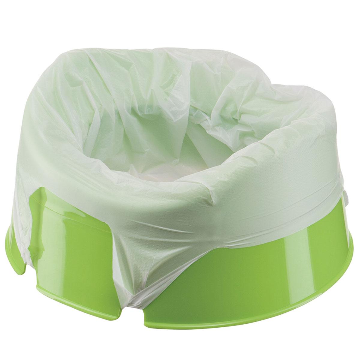 Одноразовые пакеты для детского дорожного горшка Happy Baby  Potty Liners , 30 шт -  Горшки и адаптеры для унитаза