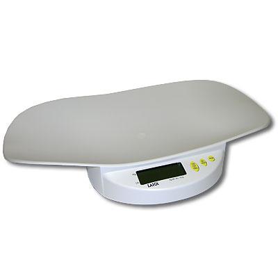 """Электронные детские весы """"Я расту!"""" сконструированы для того, чтобы помочь вам отслеживать изменения в весе вашего малыша. Выполняет различные функции. Функция """"Tara"""" позволяет вам взвешивать ребенка, не учитывая вес пеленки, на которой он лежит. Функция """"Weight-block"""" используется для измерения веса ребенка, если он не лежит спокойно. Также весы могут предложить установку единицы веса на выбор - в фунтах или в килограммах. Если начнет разряжаться батарейка, индикатор на весах вам сообщит об этом."""