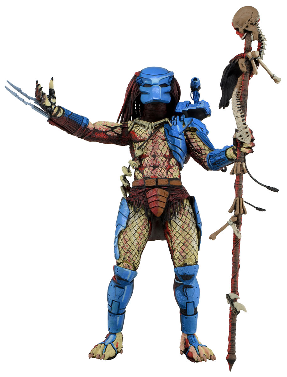 Фигурка Predator 17 см, Neca Inc.