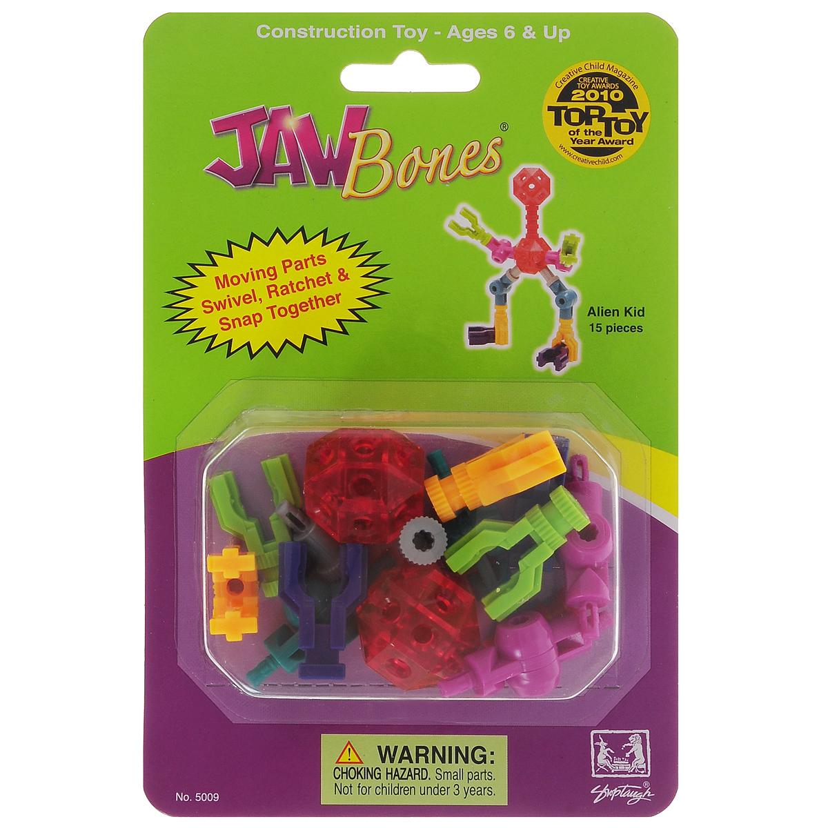 Jawbones Конструктор Инопланетянин