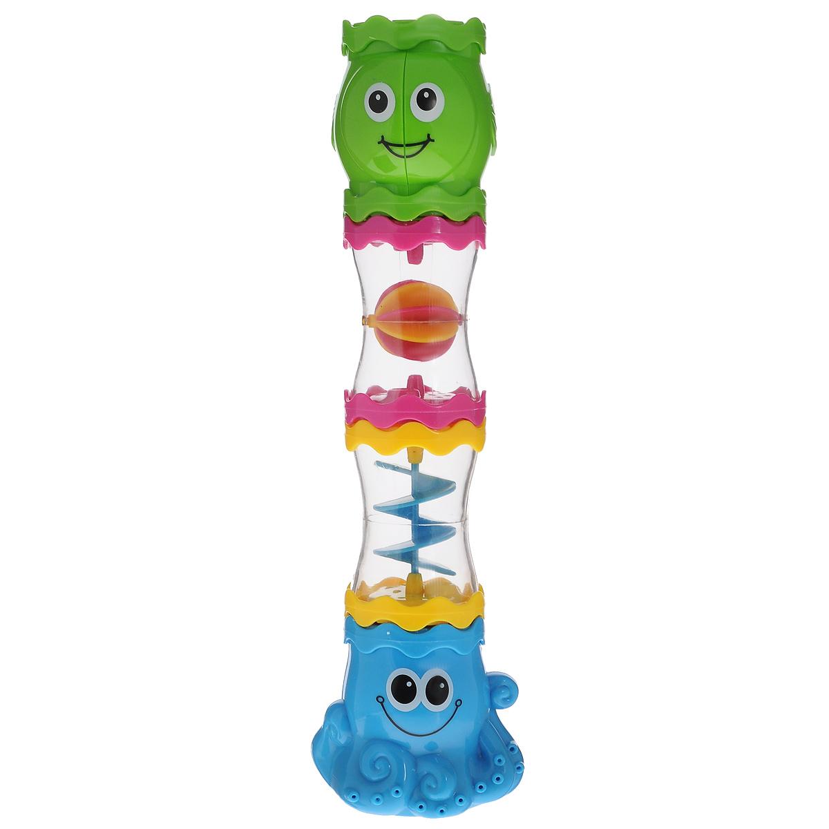 Игровой набор для ванной Mioshi Осьминожки игрушка для ванной осьминожки tolo