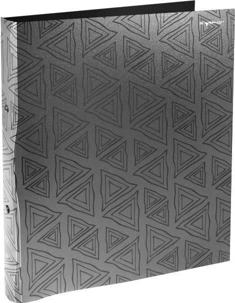 Папка со скоросшивателем, А4, р=0.5мм, DELTA, пластик.скоросш., карман, пепельная арт.255028-23 ед.изм.ШтI200/ORСерия: DELTA