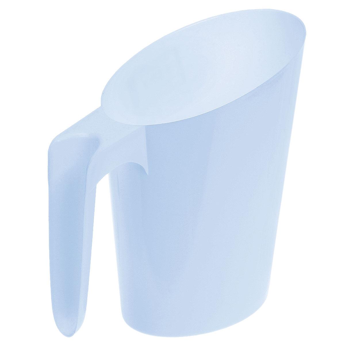 Кувшин-подставка для молочного пакета Idea, цвет: голубойVT-1520(SR)Кувшин-подставка для молочного пакета Idea изготовлен из высококачественного пищевого полипропилена (пластика). Изделие предназначено для хранения пакетов с кефиром и молоком, что очень удобно, так как такие пакеты всегда протекают и их очень неудобно хранить. Кувшин-подставка с легкостью решит эту проблему. Изделие практичное, функциональное, имеет стильный современный дизайн. Поверхность гладкая, легко чистится.