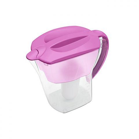 Фильтр-кувшин для воды Аквафор Премиум, цвет: цикламен, 3,8 лкувшин Аквафор Премиум (цикламен)