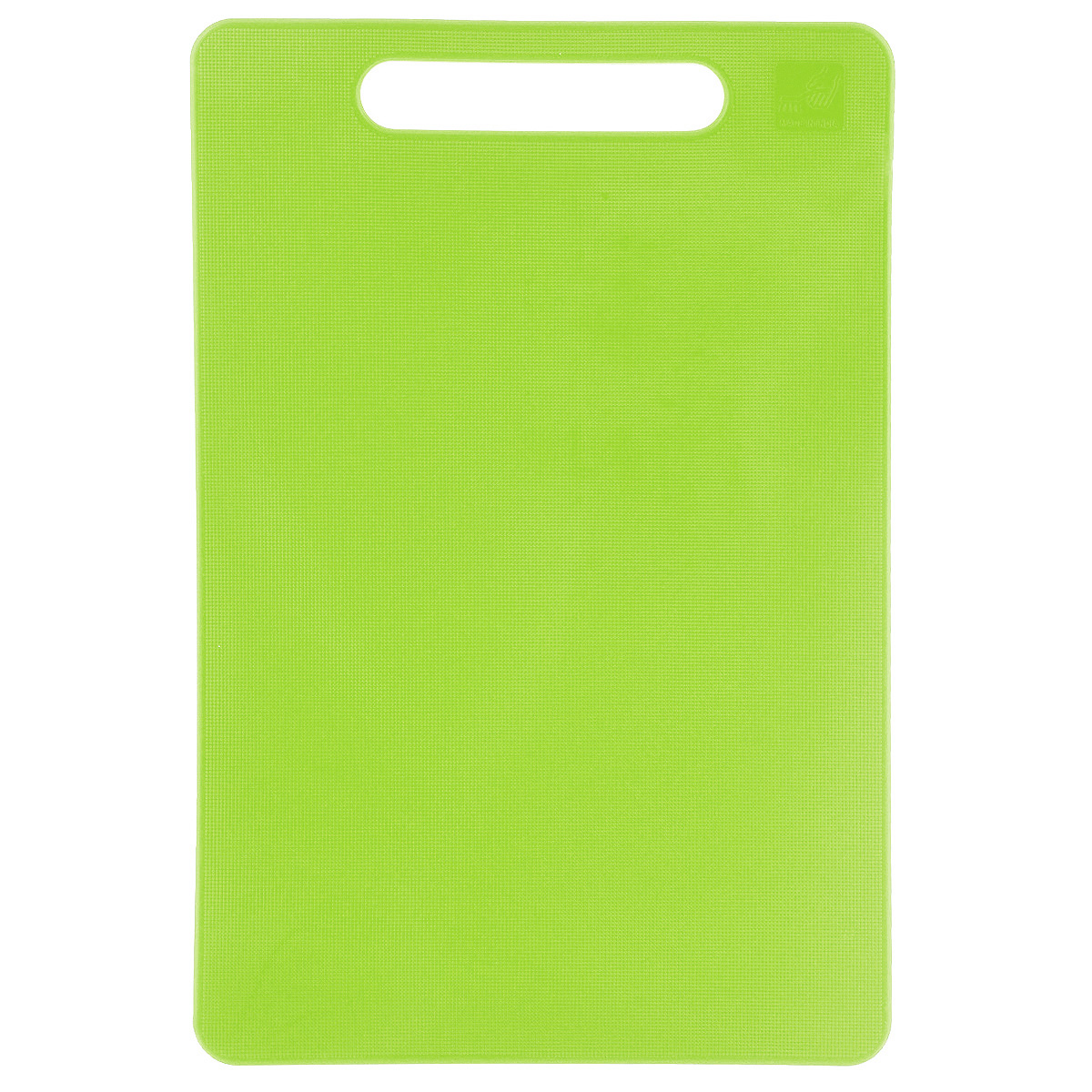 Доска разделочная Kesper, цвет: зеленый, 24 см х 15 см391602Яркая разделочная доска Kesper прекрасно подходит для разделки всех видов пищевых продуктов. Изготовлена из одноцветного прочного пластика. Изделие оснащено отверстием для подвешивания на крючок.Можно мыть в посудомоечной машине.