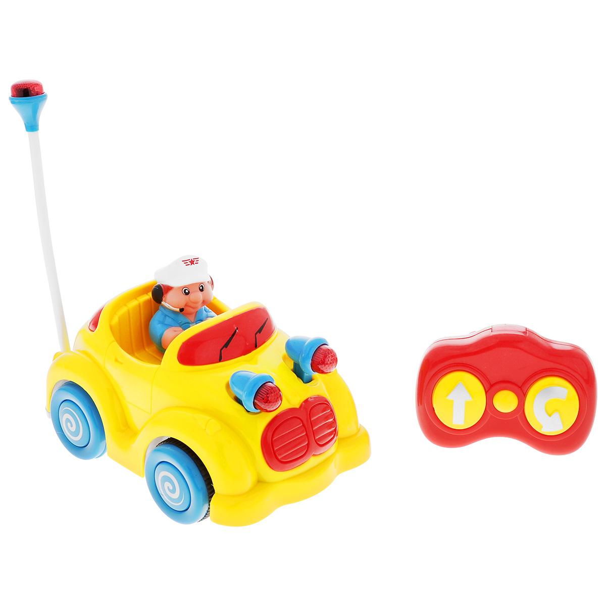 Малышарики Развивающая игрушка на радиоуправлении Увлекательное путешествие