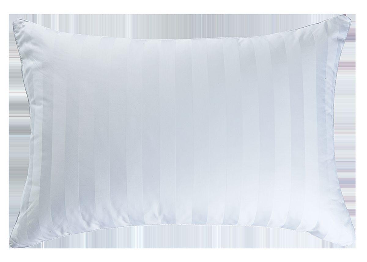 Подушка Primavelle Silver Comfort 50 х 72 см531-105наполнитель: Микроволокно с ионами серебра (100% п/э) Режим стирки: при 30 градусах.