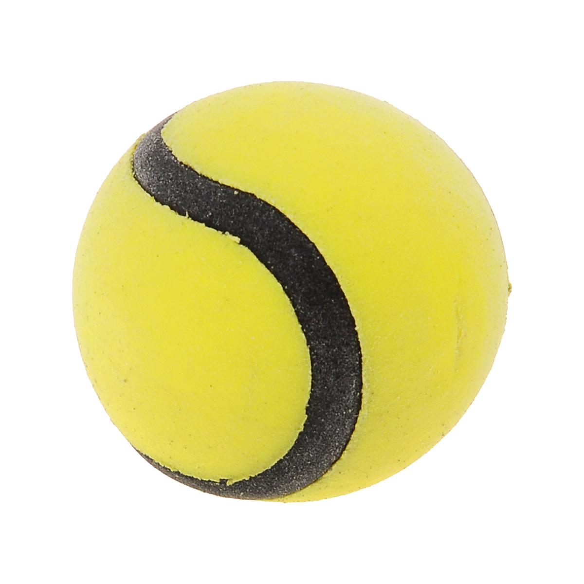 Brunnen Ластик Мячик теннисный, цвет: желтый17002_салатовыйЛастик Мячик станет незаменимым аксессуаром на рабочем столе не только школьника или студента, но и офисного работника. Он легко и без следа удаляет надписи, сделанные карандашом.