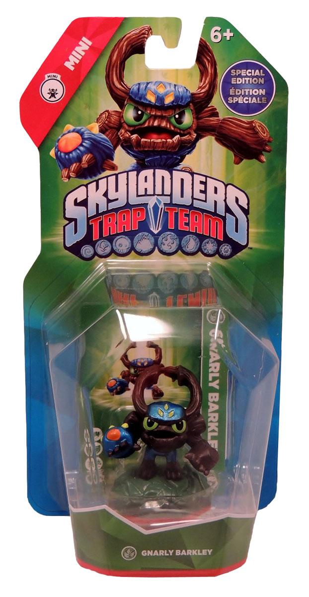 Skylanders Trap Team. Интерактивная фигурка Мини Gnarley Barkley