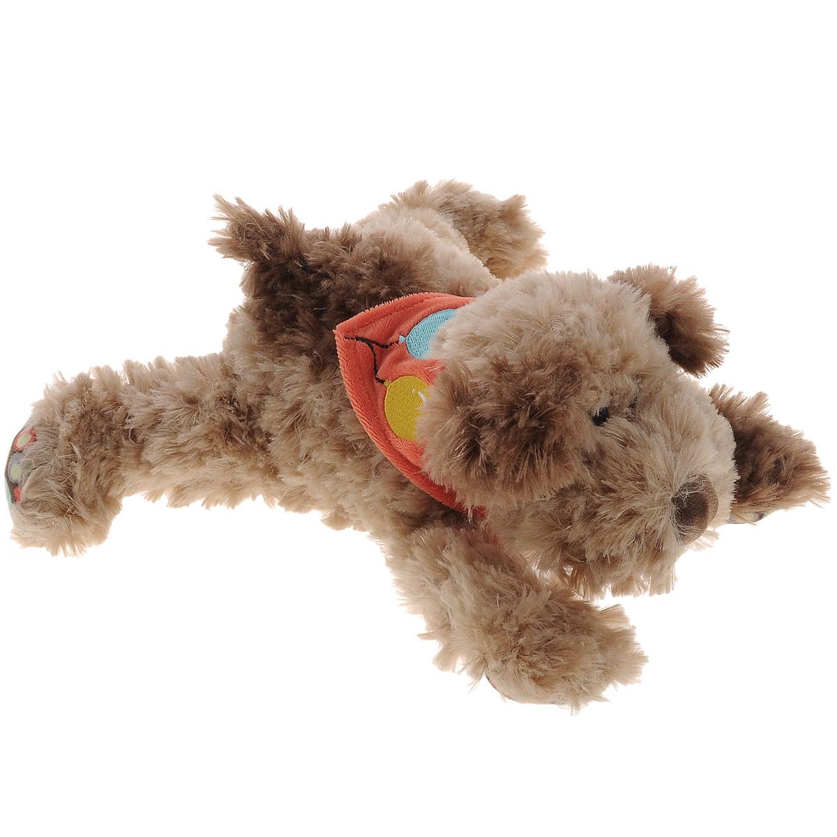 Plush Apple Мягкая игрушка Собака Кучеряшка, 27 см. K31287D мягкая игрушка plush apple собака с шарфом 28 см
