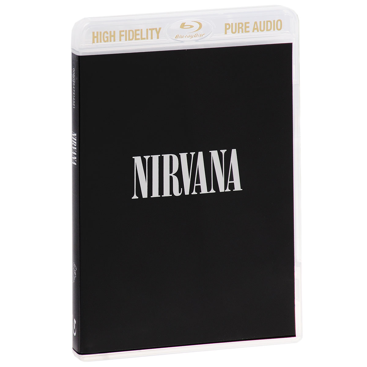 Nirvana Nirvana. Nirvana (Blu-Ray Audio) rush rush signals blu ray audio