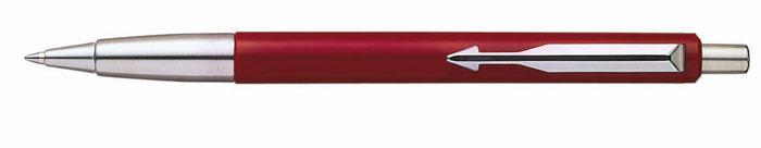 Ручка шариковая VECTOR Red. PARKER-S027516072523WDРучка шариковая Паркер Вектор Стандарт Рэд. Инструмент для письма, линия письма - средняя, чернила синего цвета, в подарочной упаковке. Произведено в Китае.