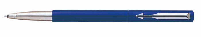Parker Ручка-роллер Vector BluePARKER-S0705340Толщина стержня в комплекте: М (средняя).Цвет стержня в комплекте: Синий (другие продаются отдельно).Механизм: Съемный колпачок.Корпус: Литой пластиковый корпус / Легированная сталь.Отделка: Легированная сталь.Цвет: Синий / Серебро.Размеры: 15,8 х 1,3 см.Комплектация: Ручка со стержнем, подарочная коробка, транспортировочная упаковка, руководство по эксплуатации с гарантийным талоном.