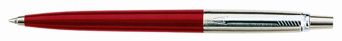 Ручка шариковая JOTTER Special Red. PARKER-S070558072523WDРучка шариковая «Паркер Джоттер Спешиал Рэд». Инструмент для письма, линия письма – средняя, чернила синего цвета, в подарочной упаковке. Произведено во Франции.