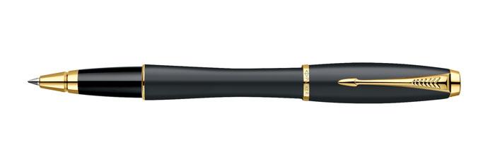 Роллер URBAN Muted Black GT. PARKER-S085045072523WDРучка-роллер Паркер Урбан Мьютед Блэк Джи Ти. Инструмент для письма, линия письма - средняя, цвет чернил - синий, в подарочной упаковке. Произведено в Китае.
