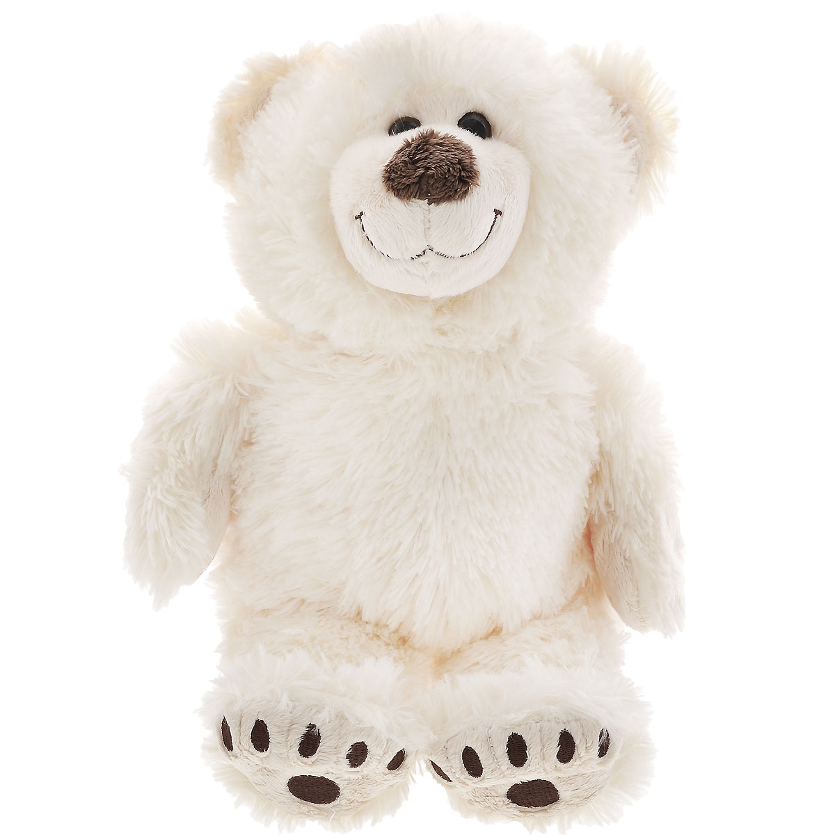 Plush Apple Мягкая игрушка Медведь Аркаша, 44 см мягкая игрушка plush apple собака с шарфом 28 см