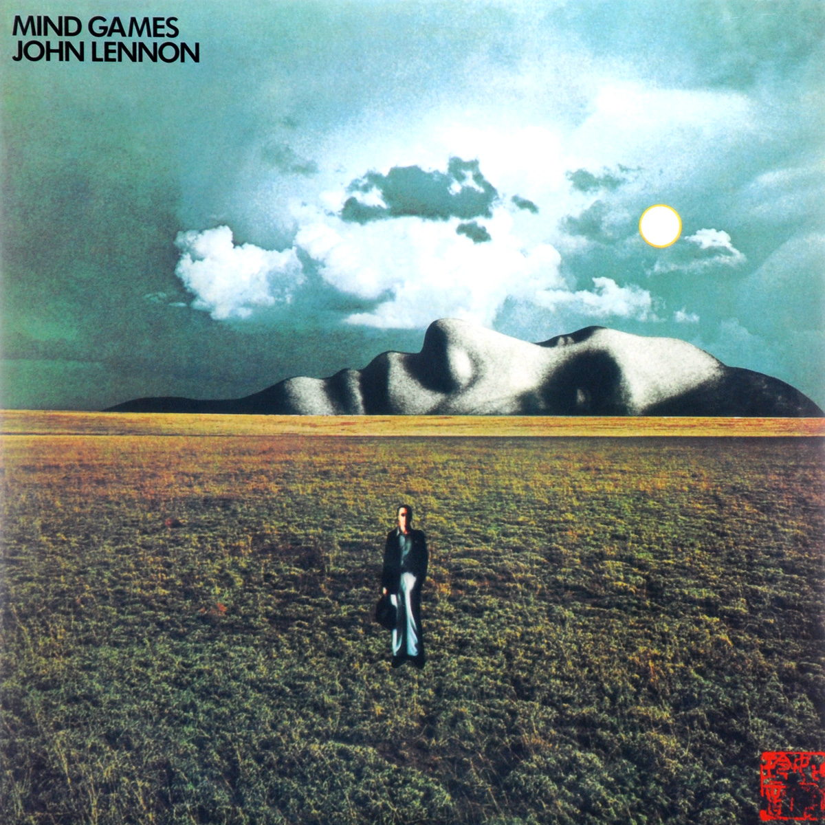 Джон Леннон John Lennon. Mind Games (LP) changing my mind