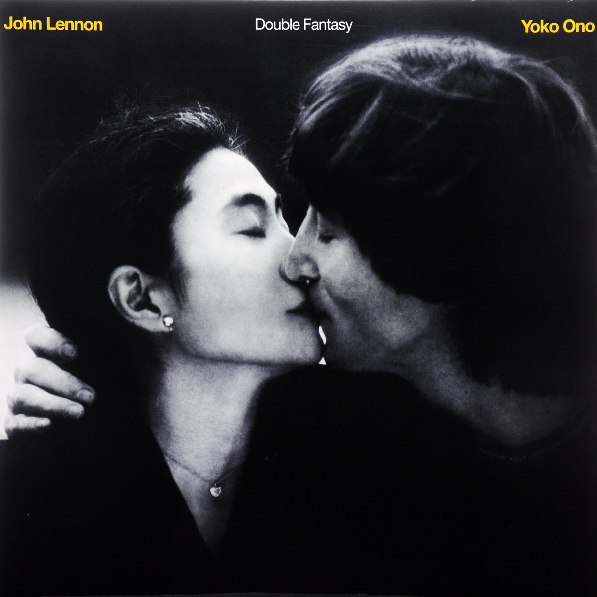 Джон Леннон,Йоко Оно John Lennon / Yoko Ono. Double Fantasy (LP) fantasy inc prestige records