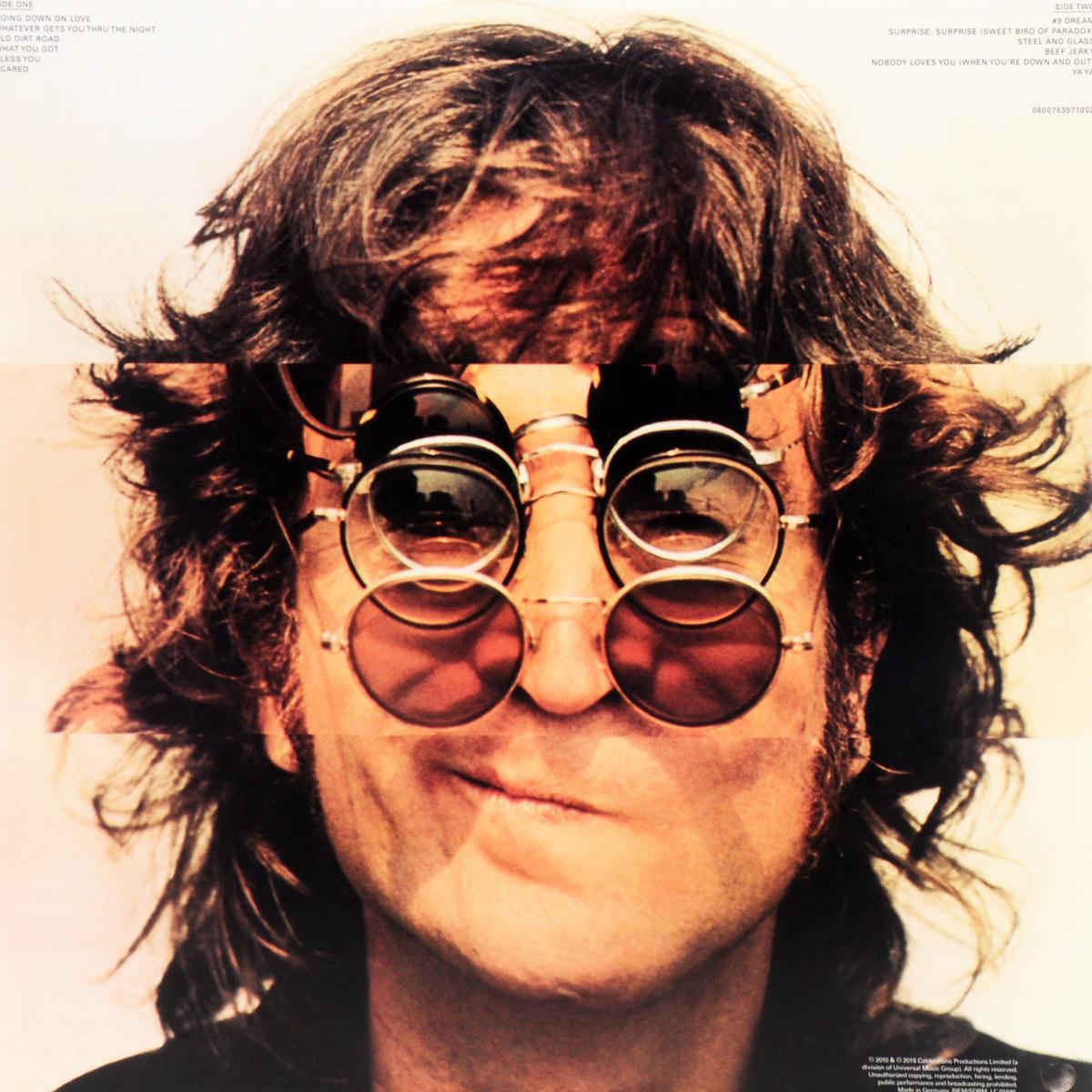 Джон Леннон John Lennon. Walls And Bridges (LP)