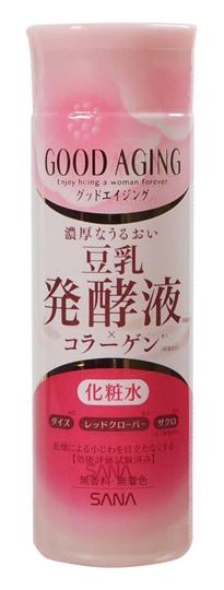 Sana Лосьон увлажняющий и подтягивающий для зрелой кожи, 180 мл813327Увлажняющий и подтягивающий лосьон идеально подходит для ухода за зрелой кожей (старше 50 лет). Интенсивно увлажняет и питает кожу, заметно разглаживает морщины, уменьшает пигментные пятна и позволяет коже выглядеть молодой и отдохнувшей. Активные компоненты:Изофлавоны, полученные из соевых бобов и красного клевера - это натуральные фитоэстрогены. Эффективно улучшают состояние кожи, придают ей ровный цвет и сияющий вид, делают упругой и гладкой, уменьшают глубину морщин. Способствуют удержанию влаги в коже. Экстракт граната благодаря содержанию мощного антиоксиданта - эллаговой кислоты - разглаживает морщины и препятствует преждевременному старению кожи. Увлажняет сухую, уставшую и потерявшую свой здоровый цвет кожу, питает ее, смягчает и придает эластичность. Коллаген и гиалуроновая кислота увлажняют и придают коже упругость.Церамиды сохраняют баланс влаги в эпидермисе, препятствуют фотостарению и возникновению мелких морщин; выравнивают цвет лица; повышают эластичность, тонус и упругость кожи