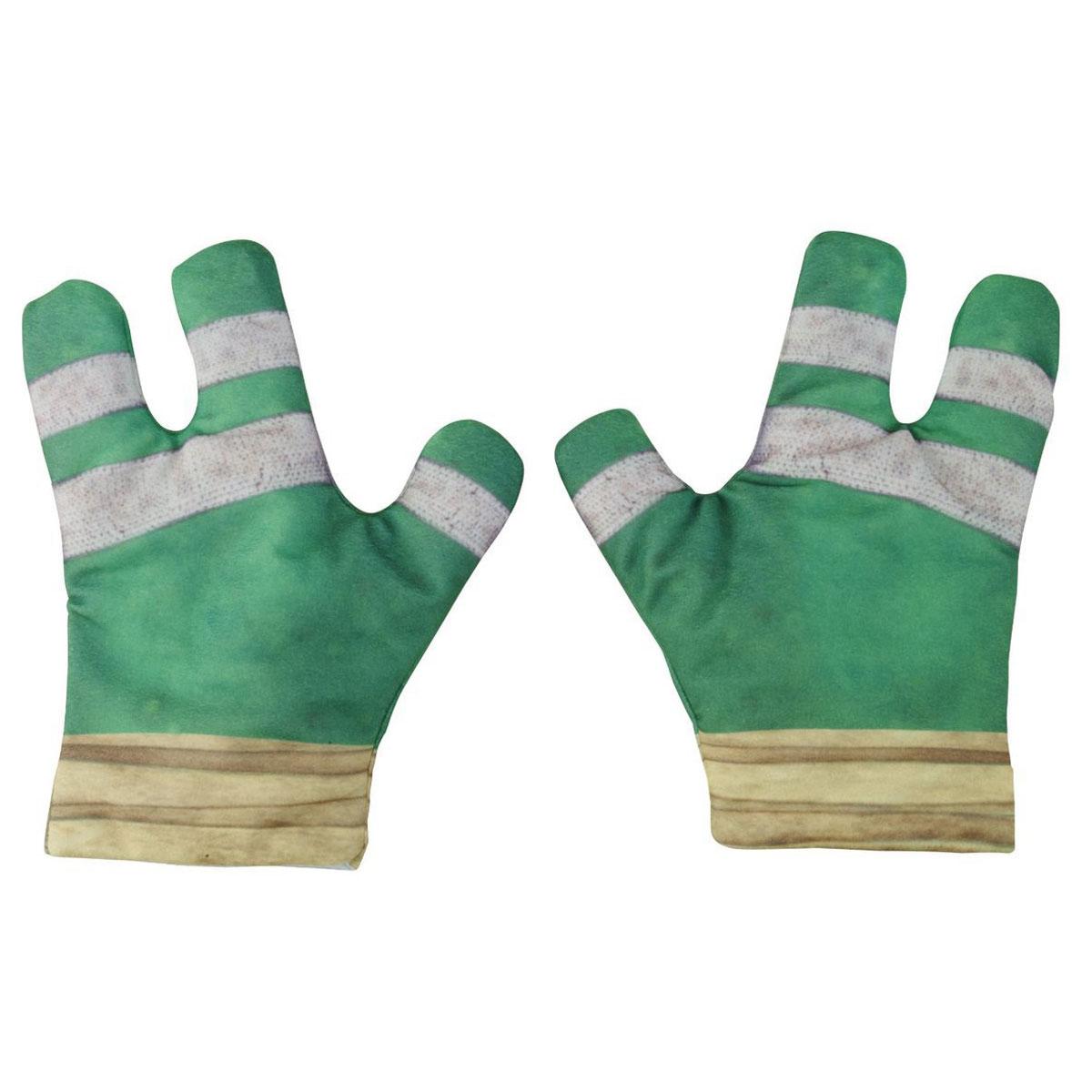 Черепашки Ниндзя Интерактивные трехпальцевые перчатки Черепашек-ниндзя Боевые ниндзя