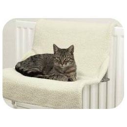 Лежанка для животных FAUNA Blaise, на радиатор, 47 х 46 х 43 смFIDB-9031Мягкая лежанка для кошек FAUNA Blaise - это симпатичный подвесной аксессуар, который благодаря универсальной системе крепления подходит для любых батарей. Лежак просторный, полностью открытый, застеленный мягким материалом. Он обязательно понравится вашему любимцу, обеспечит ему приятный безмятежный сон иполное расслабление. Изделие имеет крепкую конструкцию из алюминиевых полых трубок.