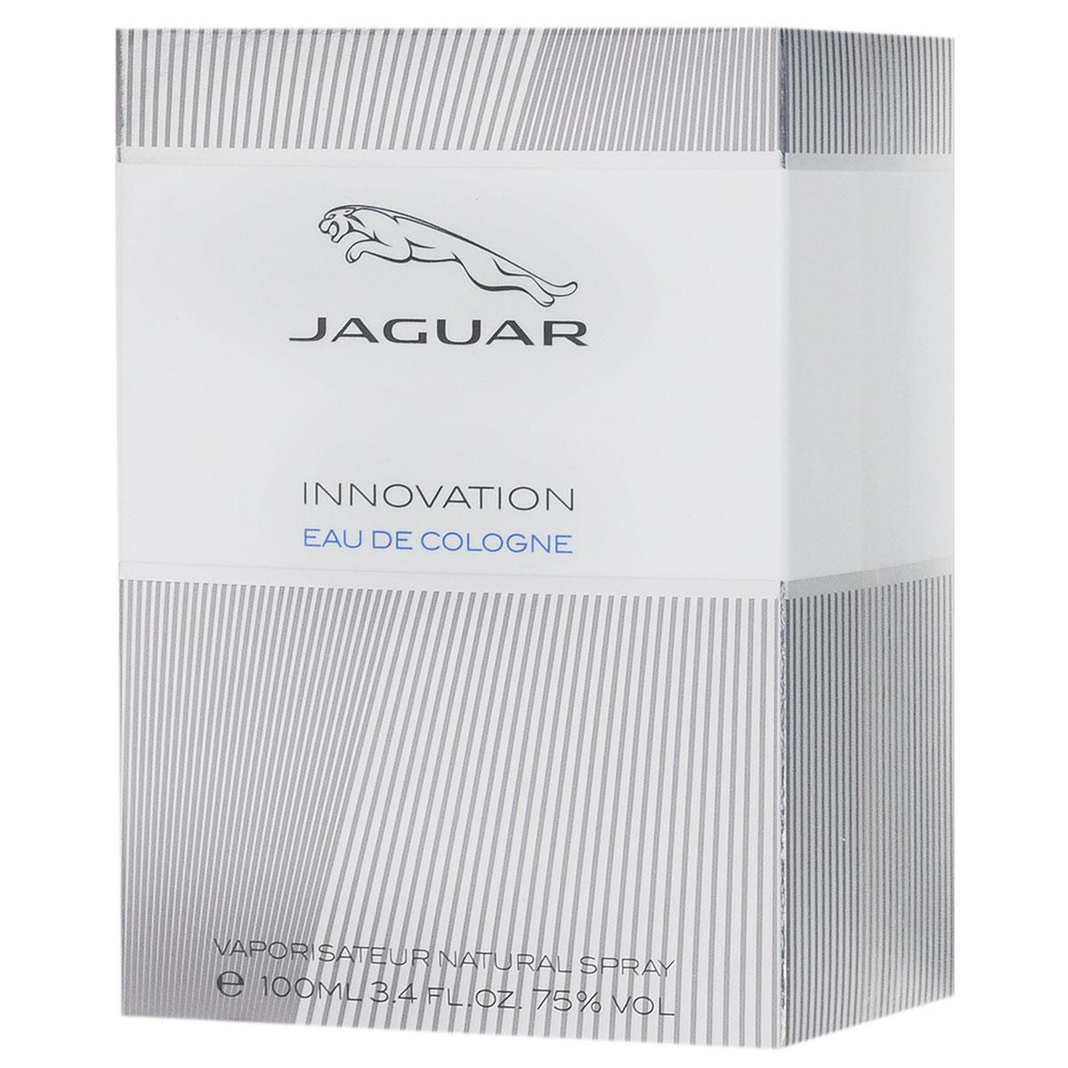 Jaguar Innovation Одеколон мужской 100 млMN-900WВеликолепный аромат открывается игристыми нотами бергамота и мандарина, приправленными нотами кориандра. Богатые ноты сердца состоят из чувственного ириса, пачули и кедровых нот, придающих аромату насыщенность и стойкость. Композиция завершается аккордами кожи, мускуса и ванили, тем самым, создавая прекрасную подпись для джентльмена. Семейство ароматов: Древесно-Цитрусовый Парфюмер: Michel Almairac, Robertet, Paris Год выпуска: 2014 Начальная нота: Бергамот, Мандарин, Кориандр Ноты сердца: Ирис, Пачули, Кедровое дерево Базовые ноты: Кожа, Мускус, Ваниль
