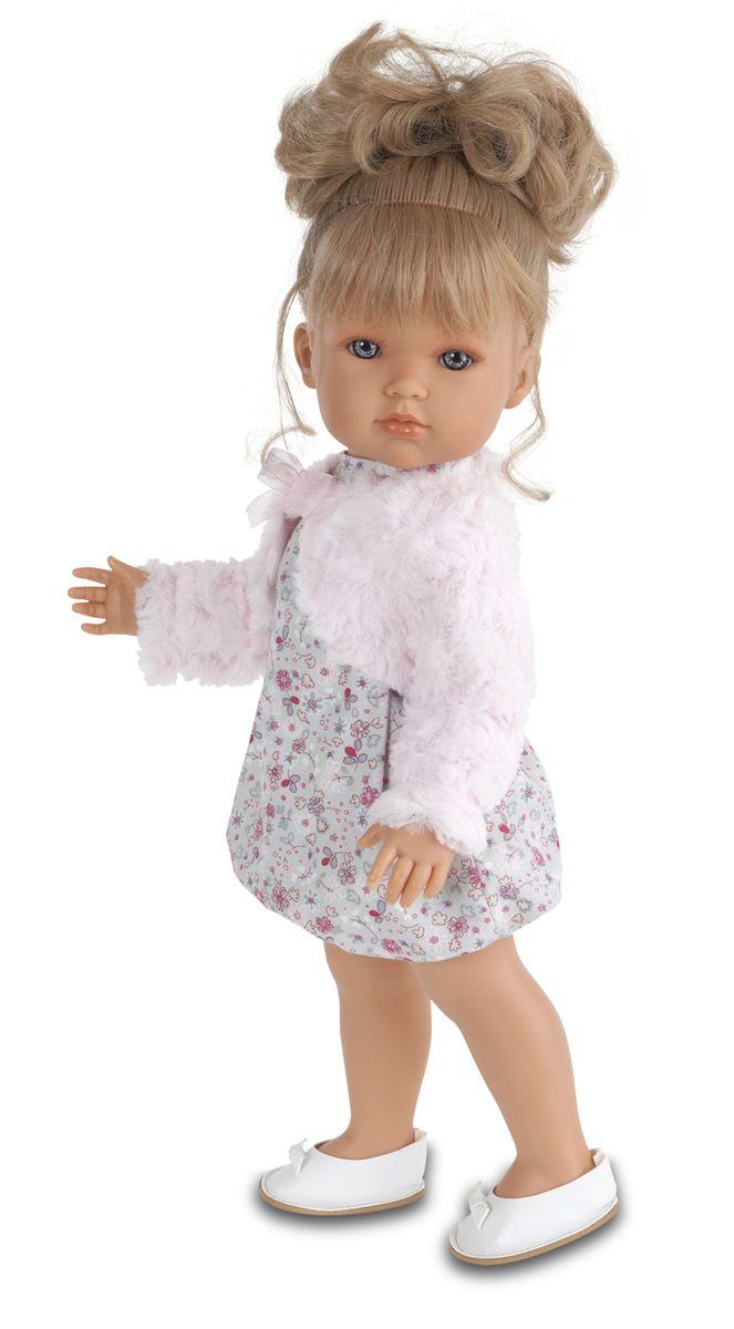 Antonio Juan Кукла Белла розовое болеро куклы