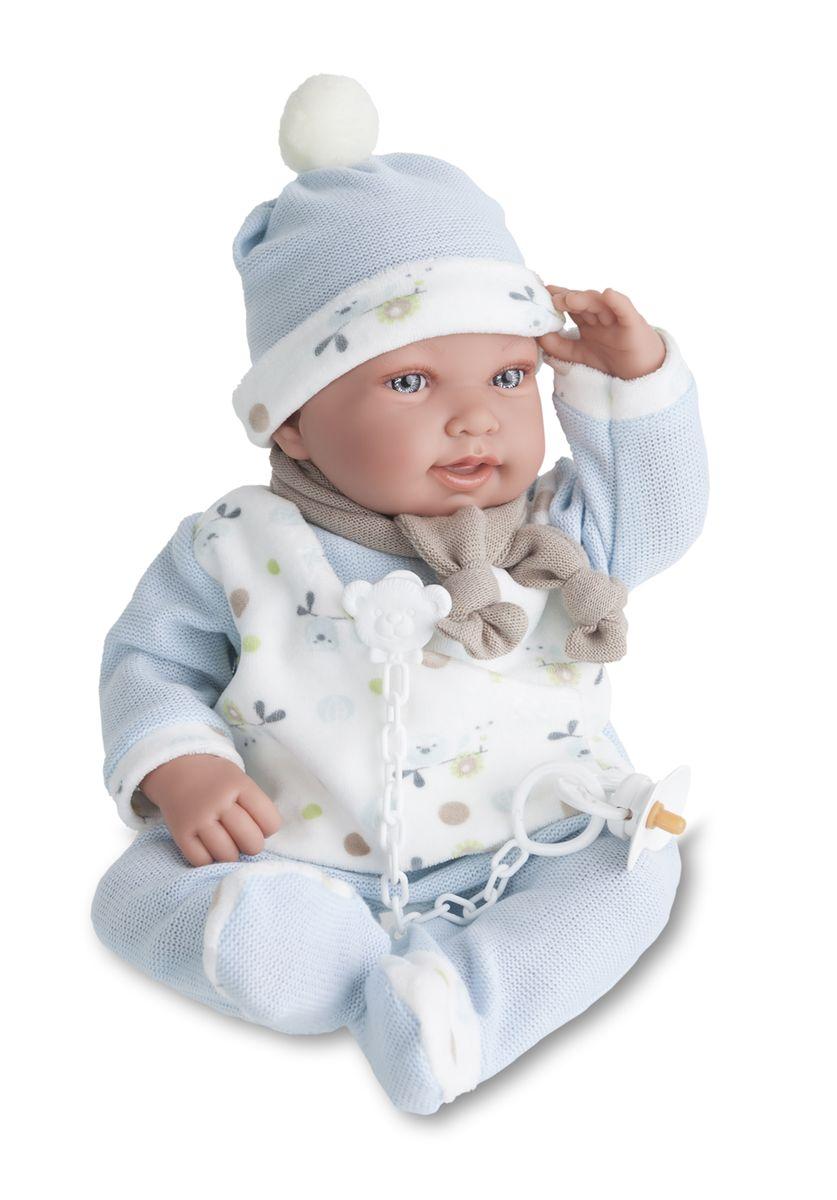 Juan Antonio Кукла Камилло в голубом кукла