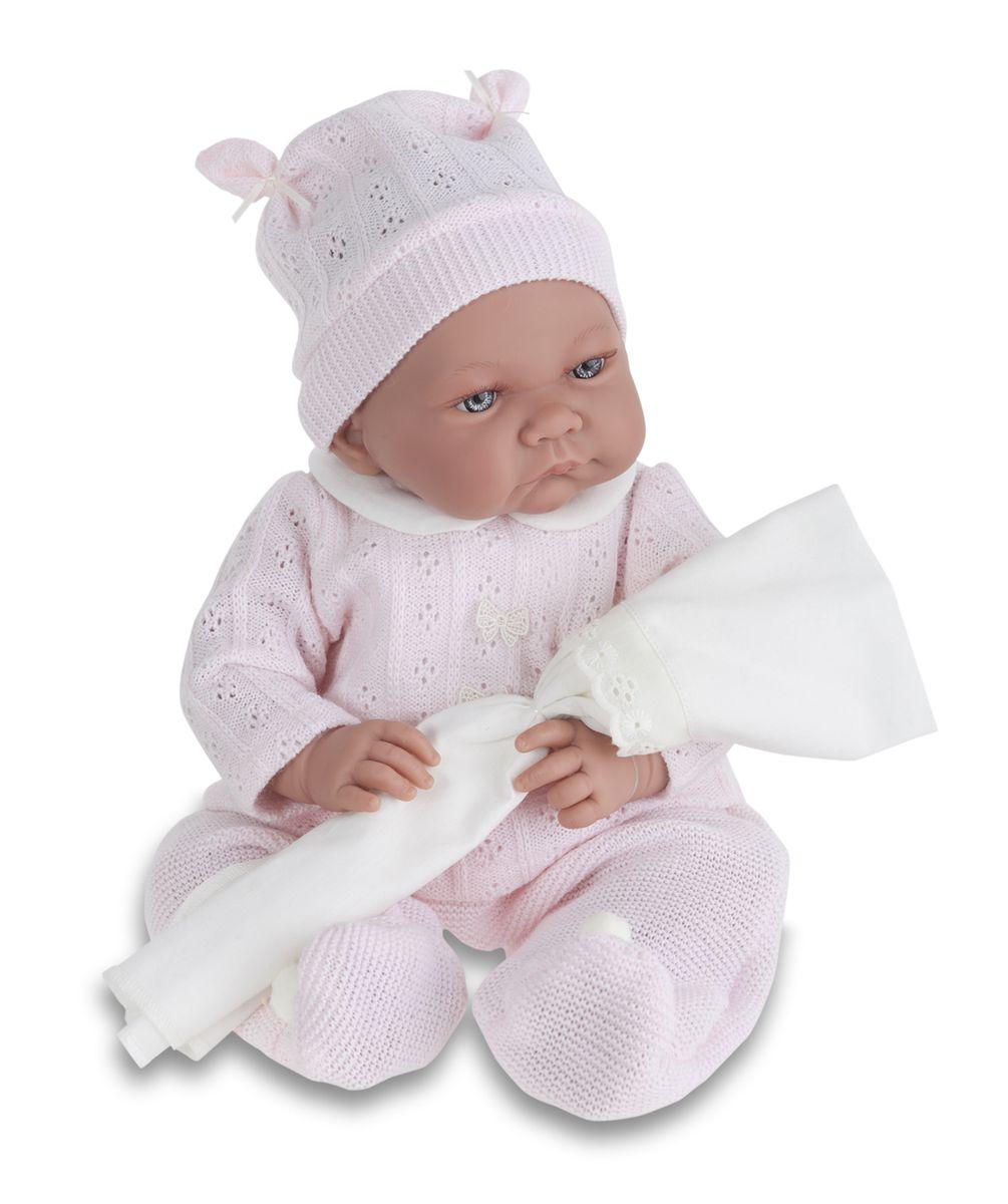 Juan Antonio Кукла Ника в розовом костюме funville кукла