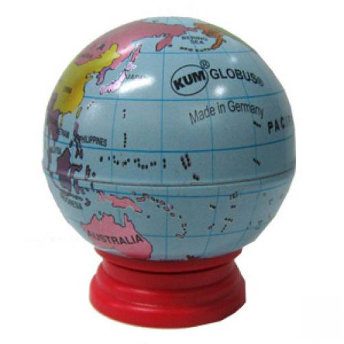 Kum Точилка  Глобус  -  Чертежные принадлежности