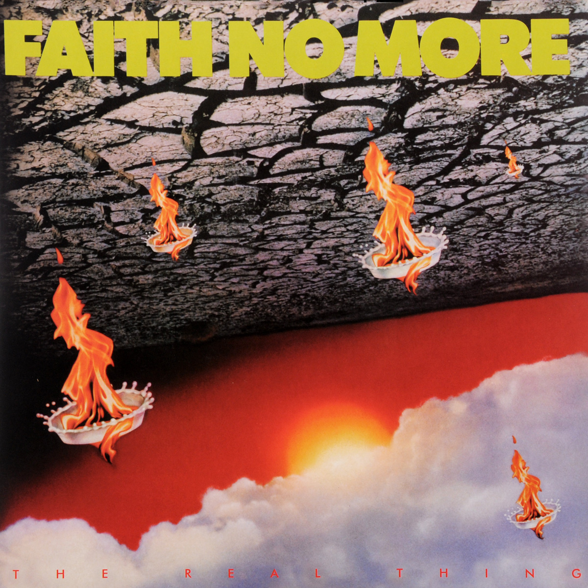 Faith No More Faith No More. The Real Thing (2 LP) faith