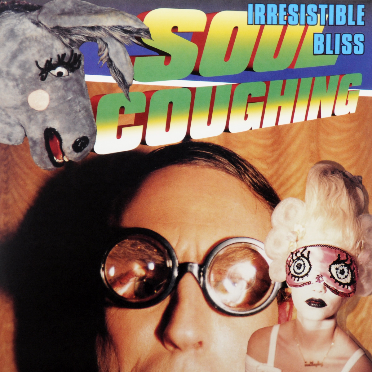 Soul Coughing Soul Coughing. Irresistible Bliss (LP) brave soul