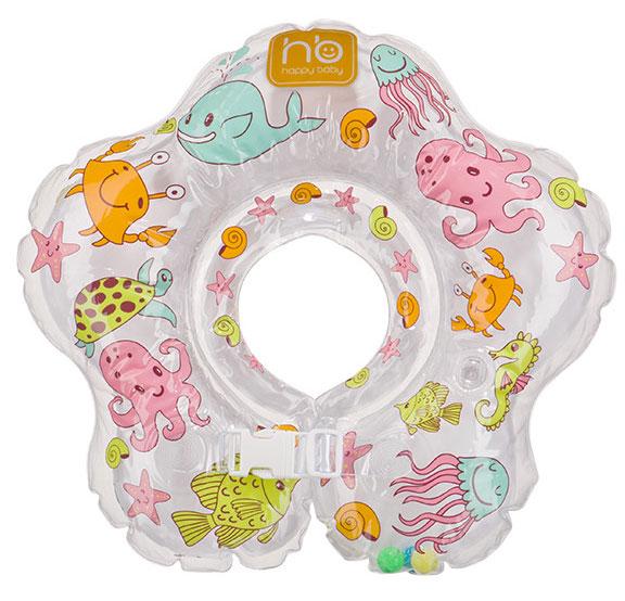 Happy Baby Круг для плавания Aquafun -  Круги для купания