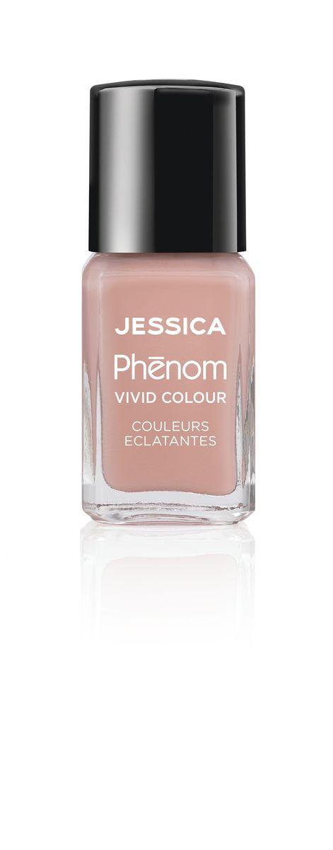 Jessica Phenom Лак для ногтей Vivid Colour First Love № 04, 15 млB2528000Система покрытия ногтей Phenom обеспечивает быстрое высыхание, обладает стойкостью до 10 дней и имеет блеск гель-лака. Не нуждается в использовании LED/UV ламп. Легко удаляется, как обычный лак для ногтей. Покрытия JESSICA Phenom являются 5-Free и не содержат формальдегид, формальдегидных смол, толуола, дибутилфталат и камфору. Как наносить: Система Phenom – это великолепный маникюр за 1-2-3 шага: ШАГ 1: Базовое покрытие – нанесите в два слоя базовое средство JESSICA, подходящее Вашему типу ногтевой пластины.ШАГ 2: Цвет – нанесите в два слоя любой оттенок Phenom Vivid Colour.ШАГ 3: Закрепление – нанесите в один слой Phenom Finale Shine Topcoat для получения блеска гель-лака.