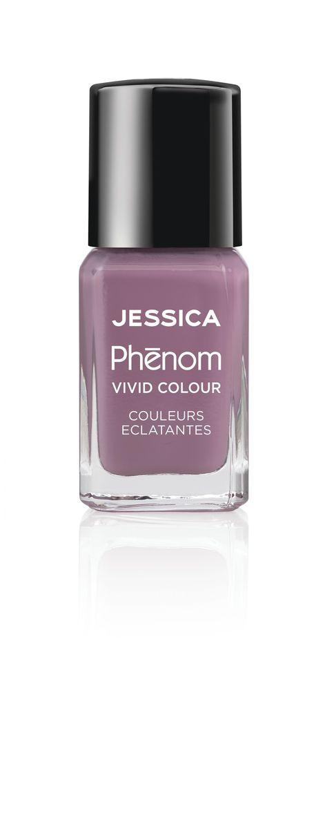 Jessica Phenom Лак для ногтей Vivid Colour Vintage Glam № 07, 15 млUPC 947Система покрытия ногтей Phenom обеспечивает быстрое высыхание, обладает стойкостью до 10 дней и имеет блеск гель-лака. Не нуждается в использовании LED/UV ламп. Легко удаляется, как обычный лак для ногтей. Покрытия JESSICA Phenom являются 5-Free и не содержат формальдегид, формальдегидных смол, толуола, дибутилфталат и камфору. Как наносить: Система Phenom – это великолепный маникюр за 1-2-3 шага: ШАГ 1: Базовое покрытие – нанесите в два слоя базовое средство JESSICA, подходящее Вашему типу ногтевой пластины.ШАГ 2: Цвет – нанесите в два слоя любой оттенок Phenom Vivid Colour.ШАГ 3: Закрепление – нанесите в один слой Phenom Finale Shine Topcoat для получения блеска гель-лака.