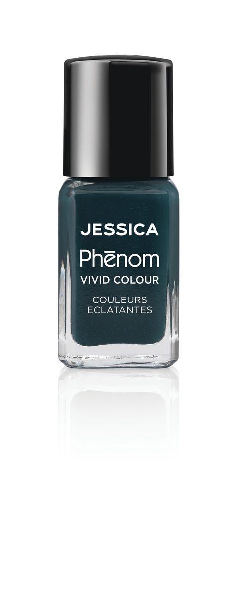 Jessica Phenom Лак для ногтей Vivid Colour Starry Night № 09, 15 мл5010777142037Система покрытия ногтей Phenom обеспечивает быстрое высыхание, обладает стойкостью до 10 дней и имеет блеск гель-лака. Не нуждается в использовании LED/UV ламп. Легко удаляется, как обычный лак для ногтей. Покрытия JESSICA Phenom являются 5-Free и не содержат формальдегид, формальдегидных смол, толуола, дибутилфталат и камфору. Как наносить: Система Phenom – это великолепный маникюр за 1-2-3 шага: ШАГ 1: Базовое покрытие – нанесите в два слоя базовое средство JESSICA, подходящее Вашему типу ногтевой пластины.ШАГ 2: Цвет – нанесите в два слоя любой оттенок Phenom Vivid Colour.ШАГ 3: Закрепление – нанесите в один слой Phenom Finale Shine Topcoat для получения блеска гель-лака.