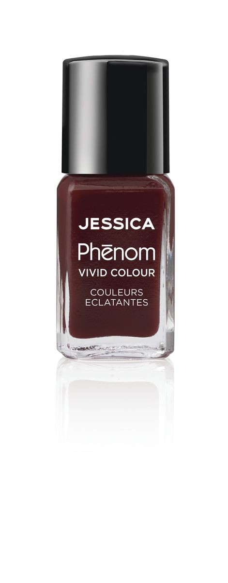 Jessica Phenom Лак для ногтей Vivid Colour Well Bred № 15, 15 мл5010777139655Система покрытия ногтей Phenom обеспечивает быстрое высыхание, обладает стойкостью до 10 дней и имеет блеск гель-лака. Не нуждается в использовании LED/UV ламп. Легко удаляется, как обычный лак для ногтей. Покрытия JESSICA Phenom являются 5-Free и не содержат формальдегид, формальдегидных смол, толуола, дибутилфталат и камфору. Как наносить: Система Phenom – это великолепный маникюр за 1-2-3 шага: ШАГ 1: Базовое покрытие – нанесите в два слоя базовое средство JESSICA, подходящее Вашему типу ногтевой пластины.ШАГ 2: Цвет – нанесите в два слоя любой оттенок Phenom Vivid Colour.ШАГ 3: Закрепление – нанесите в один слой Phenom Finale Shine Topcoat для получения блеска гель-лака.