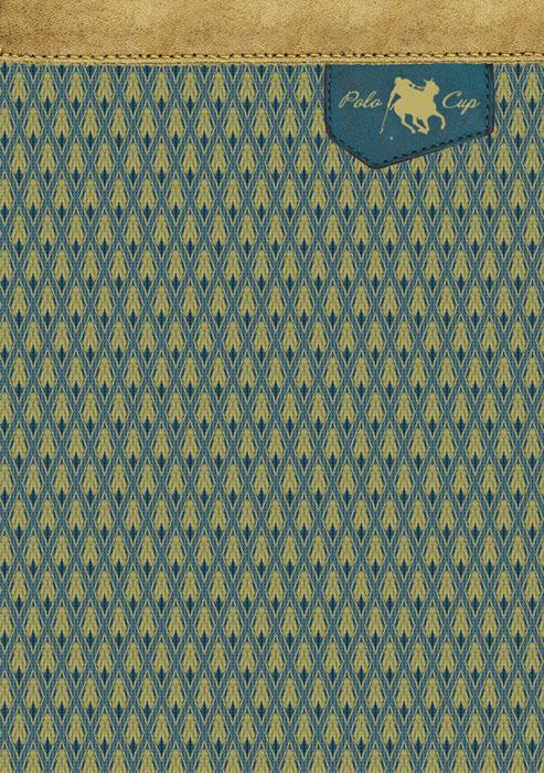 Тетрадь Polo Patchworks, Marker72523WDУникальность технологии крепления- прошивка цветной шелковой нитью по сгибу изделия (отдельный эффектный элемент дизайна + повышенная прочность и удобство в использование). Скругленные углы надолго сохраняют отличный вид изделия. Авторский дизайн(модная и актуальная тема, востребованная покупательским спросом).